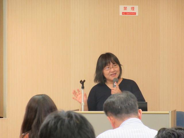 髙村先生の講義